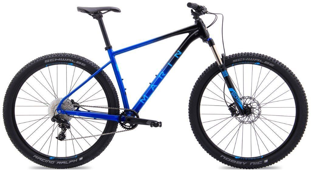 Marin Nail Trail 29er Mountain Bike...2017 Model...Immaculate Condition!!!
