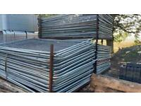 Used Heras Fencing Panels > Temporary Site Security