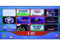 Wii Console : Snes,Nes,Gba,Gb,Gbc,Sega:Mega Drive,Master System & More