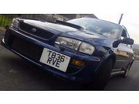 Subaru impreza turbo 2000 wagon (swap/px audi, vrs, type r, bmw, ktm, yz, cr, kx etc)