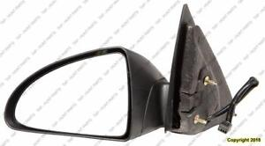 Door Mirror Power Driver Side Heated Chevrolet Malibu Maxx 2004-2005