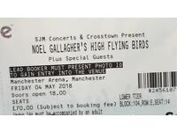 Noel Gallagher Tickets for sale