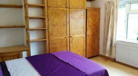 Large double room available now in Headington near hospitals
