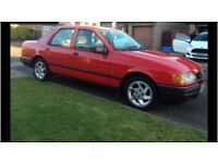 Ford sierra quick sale needid