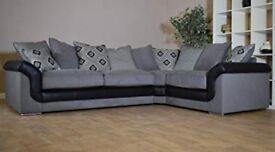 Brand new Hepburn corner sofa**Free delivery**