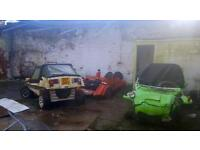 Classic mini based kit car wanted. Stimson Siva Scamp etc