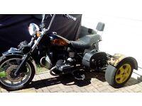 BMW 800cc Trike