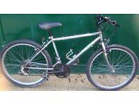 24inch wheels Falcon 24 Mountain Bike ages 9,10,11,12,13 Girls Junior kids boys bicycle