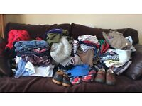 Boys clothes bundle 2 years