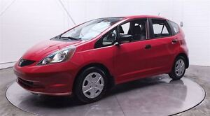 2014 Honda Fit DX A\C