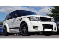 Range Rover Sport exclusive for hire