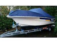 Raider 580 (19'/ 5.8m) ultrasport boat fishing waterskiing