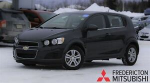 2016 Chevrolet Sonic LT! HEATED SEATS! ONLY $49/WK TAX INC. $0 D