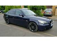 BMW 5 Series 530i SE automatic petrol 110k Miles Sat Nav Private Plate