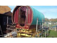 Now top gypsy wagon