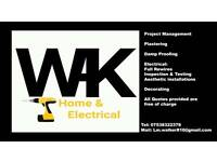WAK Home & Electrical