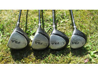 Set of 4 drivers