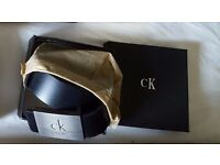 Brand new CK belt