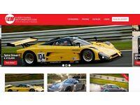 10 Hour Week | Motorsport Website Development + Maintenance Role