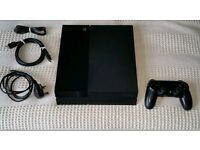 Used Sony PS4 great condition
