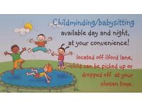 Baby sitting / babysitter/ childcare in ilford and east london from £4ph
