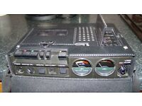 Professional Cassette Recorder for sale