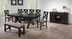 SALE ON DINING SETS!!! HIGH QUALITY WITH LOW PRICE (AD 516)