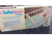 Saferbaby sleeper/cot divider