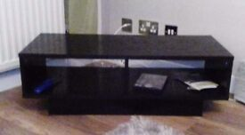 TV unit - black