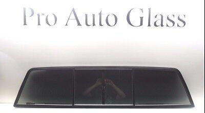 - Rear Sliding Back Window Glass for 1973-1987 Chevrolet GMC C/K Series Pickup