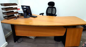 Large Modern Office Furniture table