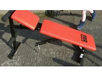 Pro Power exercise bench