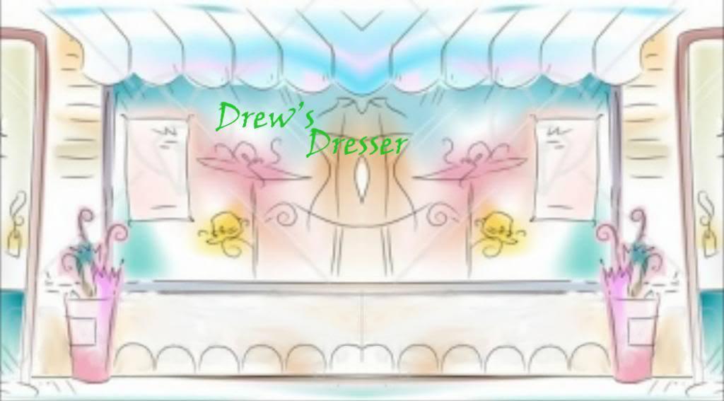 Drew's Dresser