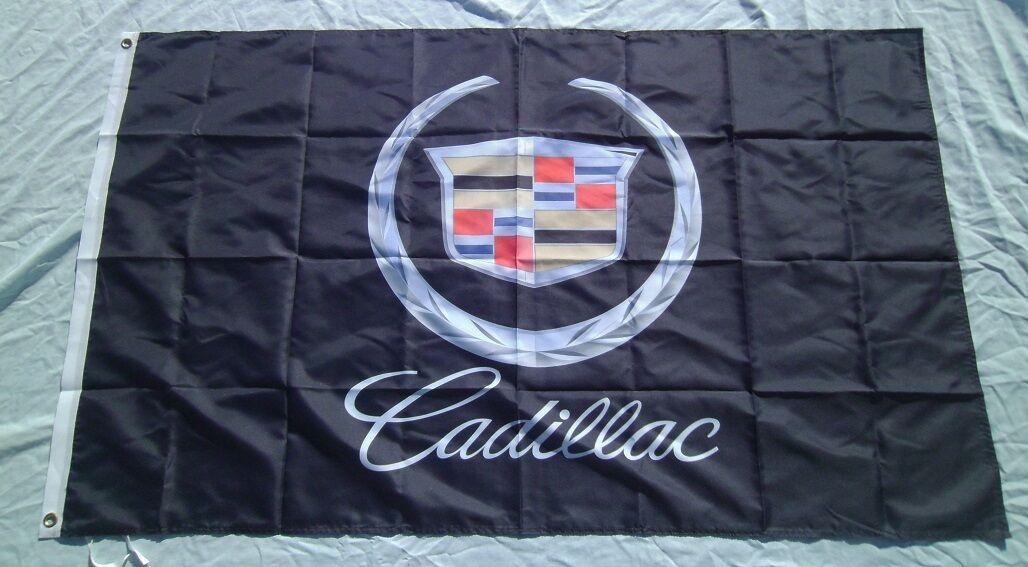 Cadillac FLAG 3' X 5' BANNER #1