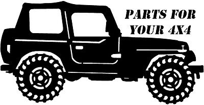 PARTS FOR YOUR 4X4