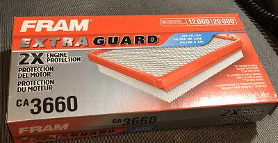 Air Filter-Extra Guard Fram CA3660