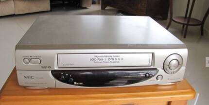 VHS Video Cassette Recorder Valentine Lake Macquarie Area Preview