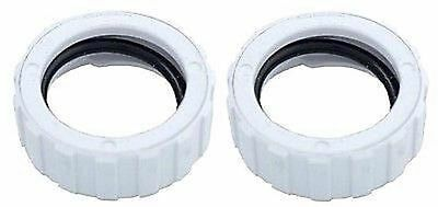 Polaris 360 Pool Cleaner Feed Hose Nut Replacement for Part 9-100-3109 (2) (Polaris 360 Cleaner)