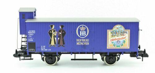 Märklin 85831 Gauge 1 Freight Car Hofbräu New Condition Original Box