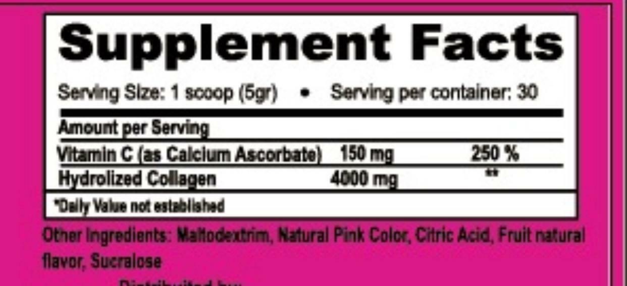 HYDRO COLAGINA XXI hidro collagen powder vitaminC colageina 10 colagina 21  2