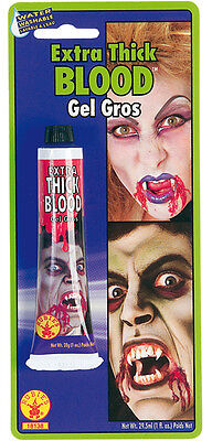 Rubies: Extra Thick Blood Model R7/18138 Blood Cosmetics Horror-Outfit Halloween