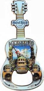 Hard Rock Cafe Guitar Fridge Magnets
