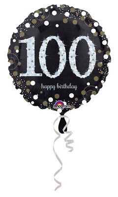 100th Mylar 18