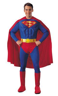 Rubies: Muscle Chest Superman Modell 3/888016 Kostüm Muskel Männer Erwachsene