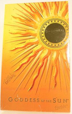 Mattel - Barbie Doll - 1995 Goddess of the Sun Barbie By Bob Mackie *NM Box*