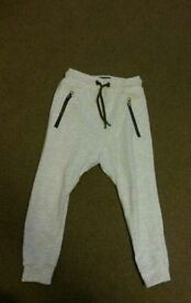 Boys 2 lovely joggers from next age 4