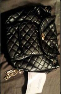 Brand new ariana grande leather backpack Windsor Region Ontario image 4