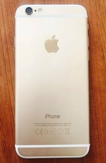Selling a 16GB Gold iphone 6s, immaculate condition, no scratches or cracks on screen.