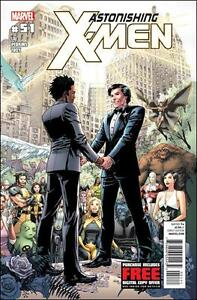 ASTONISHING X-MEN Issue 51 (1st print)