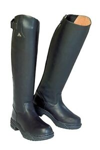 Mountain horse high rider 2 leather boots